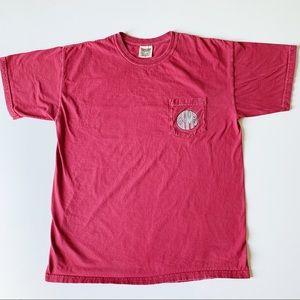 Comfort Colors Tops - Alabama comfort color t-shirt